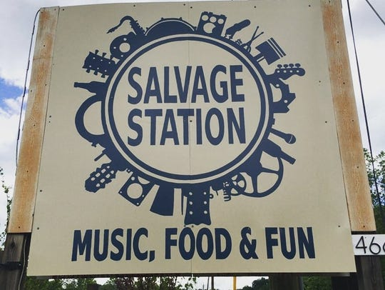 Salvage Station opened on June 1.