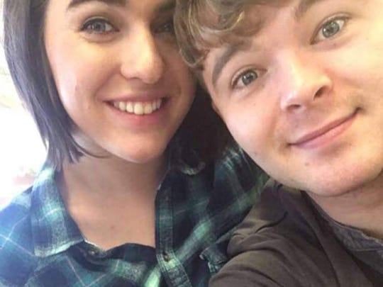 Lilly Lucas and Tyler Whitmire