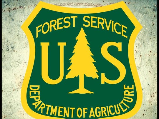 Several fires occurred in the Mark Twain National Forest Thursday.