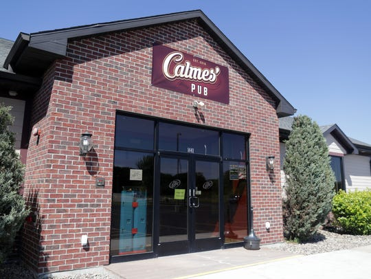 Calmes' Pub, the former Lazy Dog, is opening in Kaukauna.