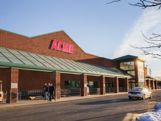 The new Acme in Barnegat fills a space left empty since Genuardi's moved out in 2012.