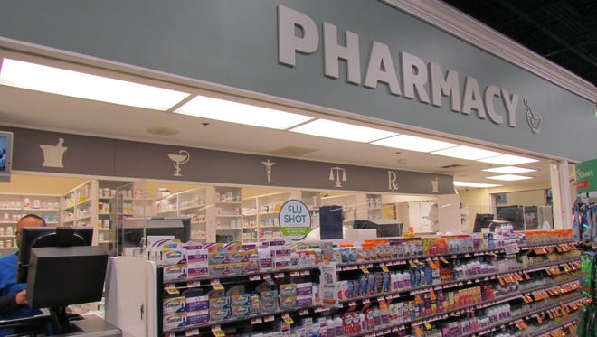 ACME's pharmacies feature a complete, well-stocked inventory of vitamins, medications and healthcare-related needs.