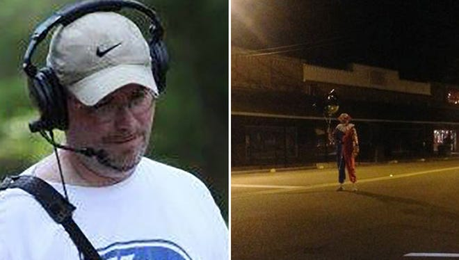 WAKH K-106 on-air personality Dave Hughes revealed that he was behind the mysterious McComb clown sightings.