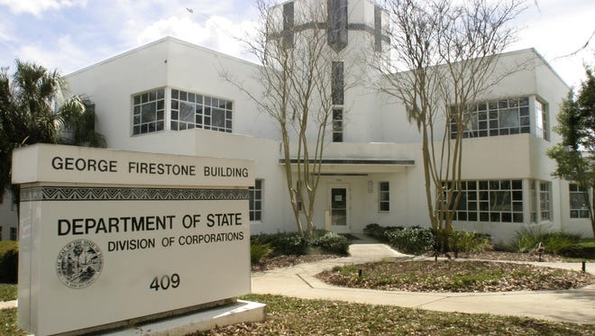 Firestone Old Jail. After serving as the county jail from 1937 to 1966, the building at 409 E. Gaines was renamed the Firestone Building and used by the Florida Department of State until being abandoned in 2007.