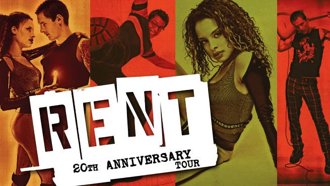 Rent is and iconic musical that spoke to a generation struggling to be who they were and embark on a life where the odds were often stacked against them.
