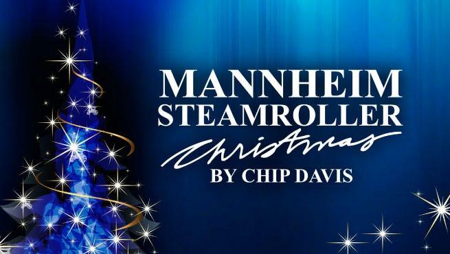 Win Mannheim Steamroller tickets.