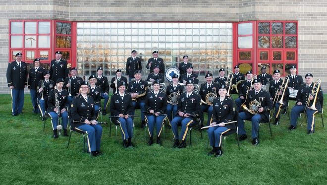484th Army Reserve Band.