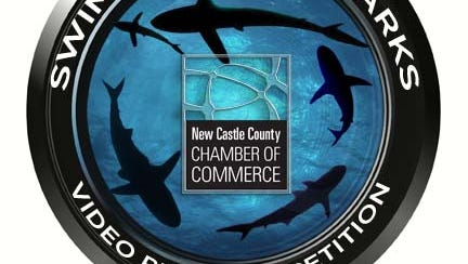 The grand prize winner of the 2017 Swim with the Sharks video pitch competition will be chosen Friday during the annual luncheon for the New Castle County Chamber of Commerce's Emerging Enterprise Center.