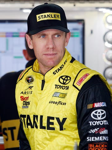 Carl Edwards had a 7.3 average finish in the first