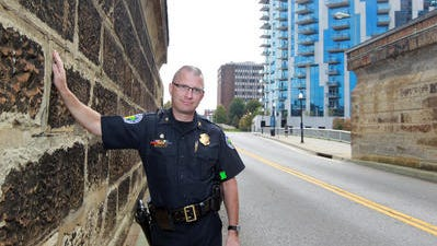 Covington Police Chief Spike Jones.