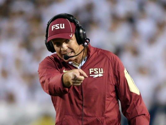 NCAA Football: Florida State at Georgia Tech