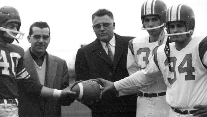 Vineland vs. Millville 1957 game