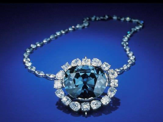 Blue Diamonds Origin