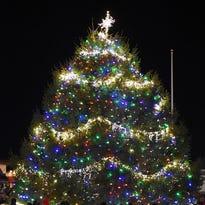 How the Rehoboth Beach Christmas tree lighting ceremony began