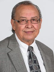 Mayoral candidate Ray Madrigal