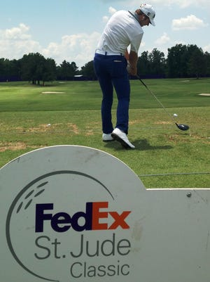 Sam Burns will take his second shot at a PGA Tour tournament at this weekend's FedEx St. Jude Classic in Memphis. The recent Calvary Baptist graduate who is one of the world's top five amateurs and is set to attend LSU in the fall finished last in the Valero Texas Open in April.