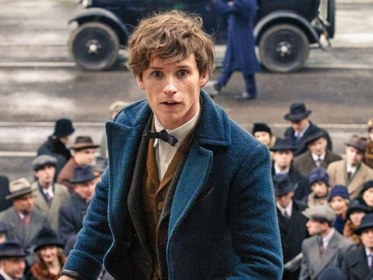 'Fantastic Beasts and Where to Find Them' is the first film in the spinoff series that pre-dates the events in the Harry Potter series.