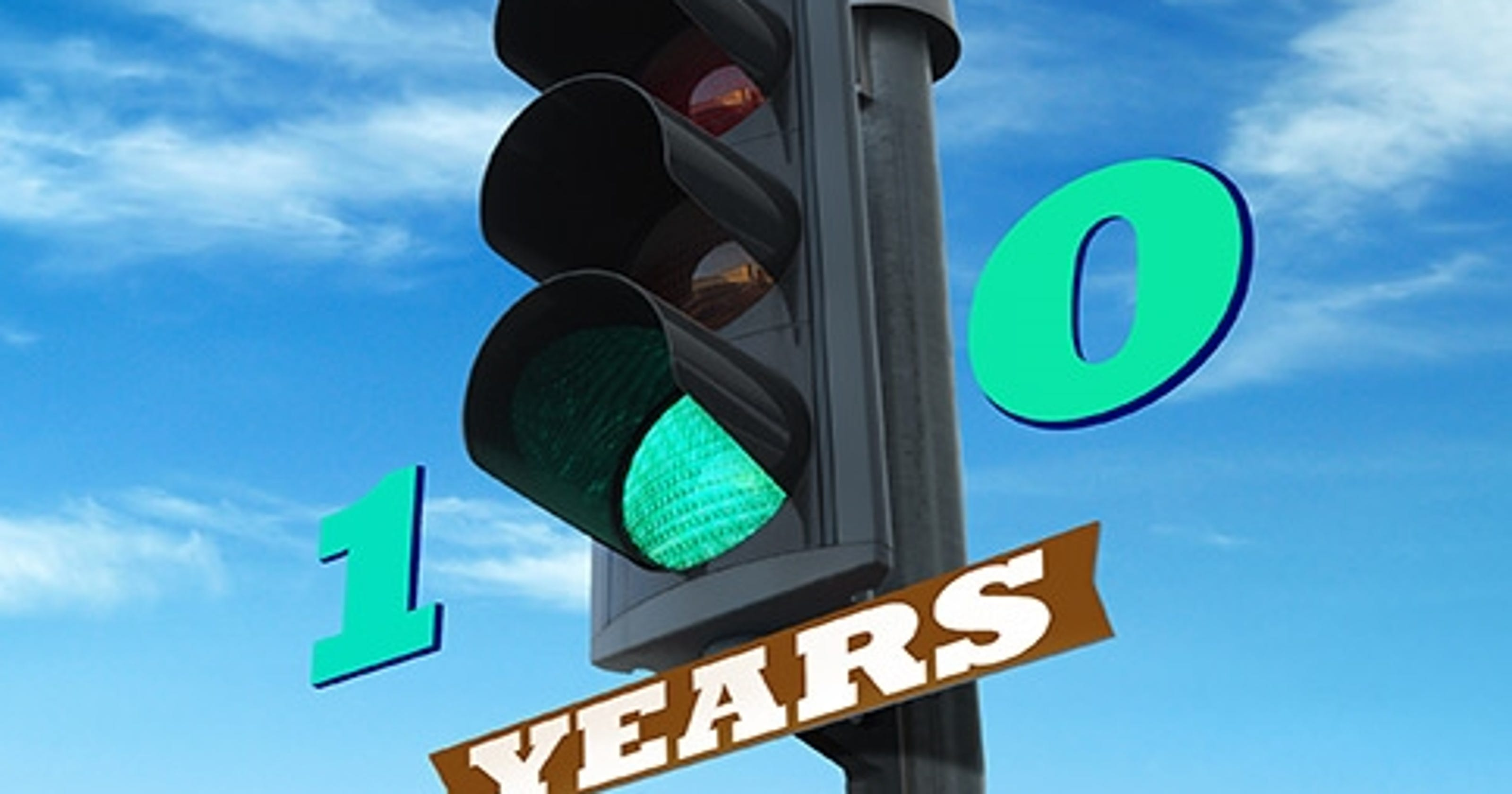 Happy 100th birthday to the electric traffic light