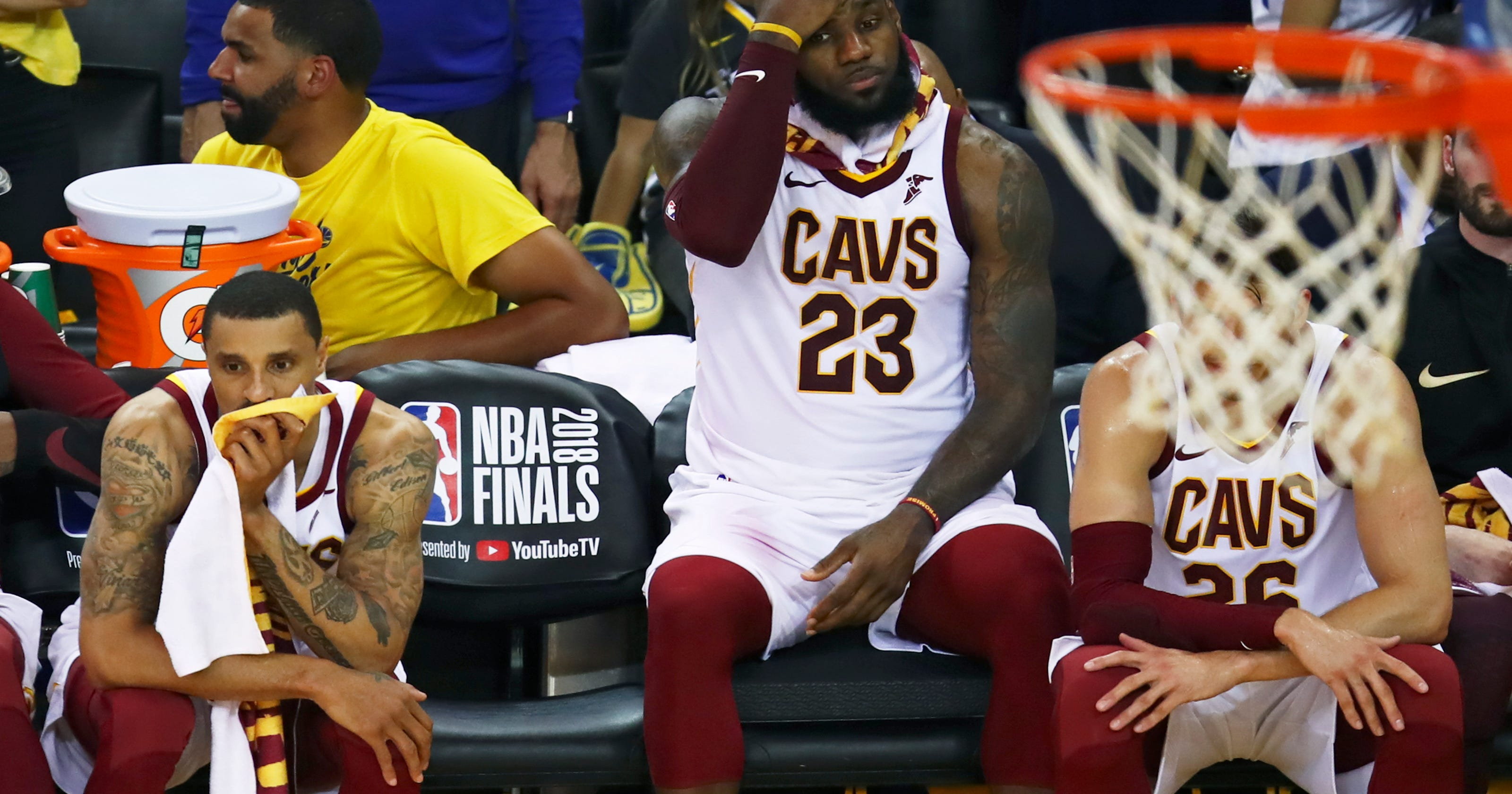 ae20971831c Pelicans  Gentry defends LeBron James on tampering charge