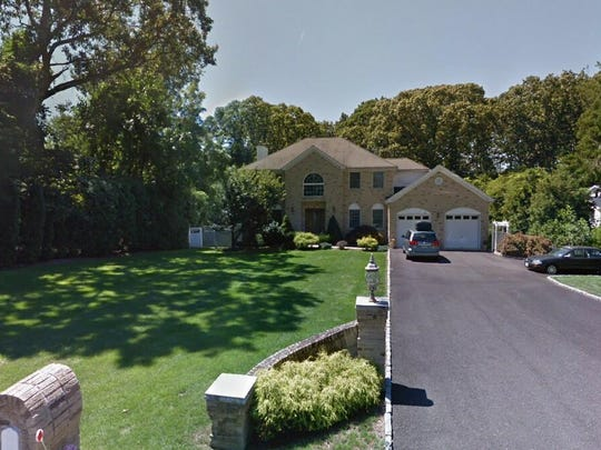 This Google Street View image shows the approximate location of 38 Church Road in Marlboro. The property at this address changed hands in April 2019, when Shashidhar Shivanna and P Churchigundi bought the property from Robert and Mary Ann Knight for $670,000.
