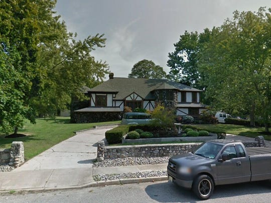 This Google Street View image shows the approximate location of 1613 Cammar Dr in Wall. The property at this address changed hands in May 2019, when John and Kristen O'dwyer bought the property from Kenneth G Holst for $612,000.