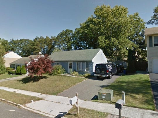 This Google Street View image shows the approximate location of 161 Schooner Ave in Barnegat. The property at this address changed hands in May 2019, when John T Hubbs and Jennifer M Lacey bought the property from G A Garofano and F Carlucci for $152,000.