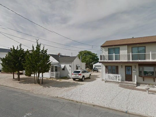 This Google Street View image shows the approximate location of 105 New Jersey Ave in Lavallette. The property at this address changed hands in May 2019, when Justin and Ashley Avanzato bought the property from Diane M Sages for $580,000.