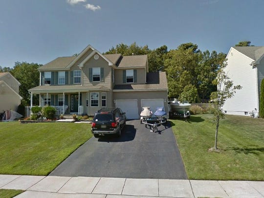 This Google Street View image shows the approximate location of 19 Orchid La in Barnegat. The property at this address changed hands in May 2019, when James R and Megan A D'arienzo bought the property from James W Jr and Jamie Larson for $340,000.