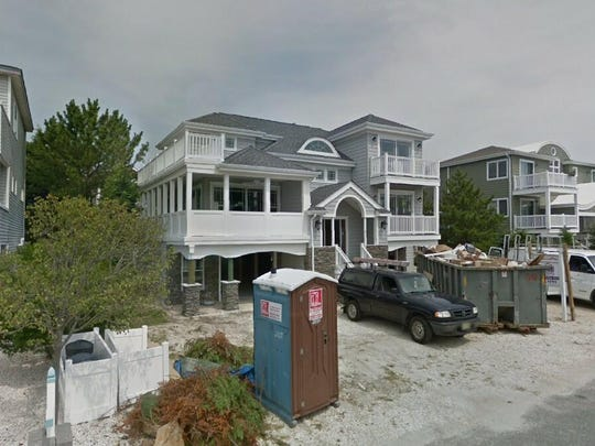 This Google Street View image shows the approximate location of 11 W Magnolia Ave in Long Beach Township. The property at this address changed hands in May 2019, when Thomas G and Jeanmarie Lutz bought the property from Dennis P and Debra A Eckels for $1,200,000.