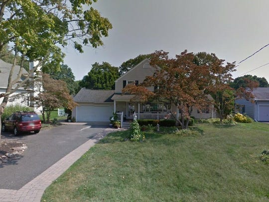 This Google Street View image shows the approximate location of 2170 Village Rd in Wall. The property at this address changed hands in April 2019, when Elizabeth Duggan and Carmine Curcio bought the property from Alexander B and Deirdre King for $815,000.