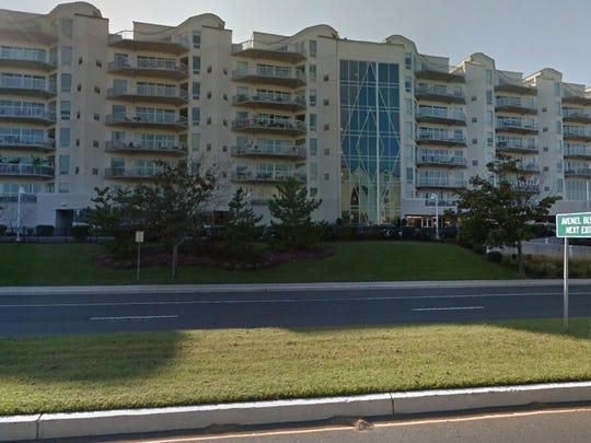 This Google Street View image shows the approximate location of 432 Ocean Blvd. N. Unit 403 in Long Branch. The property at this address changed hands in March 2019, when George and Carole Feldman bought the property from Patricia A Champon for $482,500.