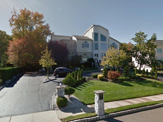 This Google Street View image shows the approximate location of 123 Valesi Drive in Marlboro. The property at this address changed hands in February 2019, when Faisal J Awan bought the property from Joseph Nitollo for $920,000.