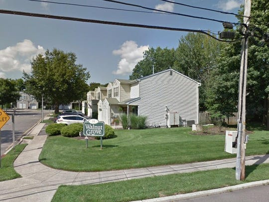 This Google Street View image shows the approximate location of 14 Walnut Street (#204) in Toms River. The property at this address changed hands in May 2019, when Jean Petit and Henri Guerrier bought the property from Midwest Equities LLC for $196,000.