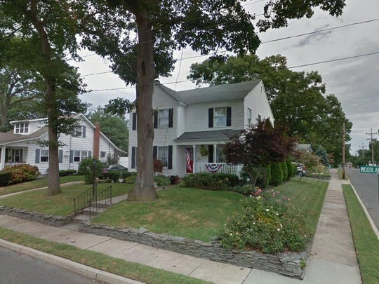 This Google Street View image shows the approximate location of 132 Woodland Ave{dot} in Neptune City. The property at this address changed hands in May 2019, when Lois and Larisa Chiesa  bought the property from  Lois M Donovan  for $367,000.