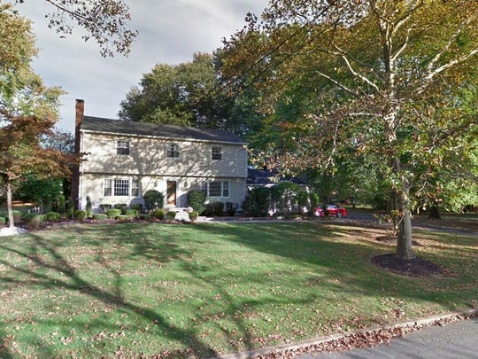 This Google Street View image shows the approximate location of 17 Sweet Briar Lane in Holmdel. The property at this address changed hands in May 2019, when Eric J and Kimberly A Schleif  bought the property from  John J Taggart Jr{dot}  and  Colleen Taggart   for $652,500.