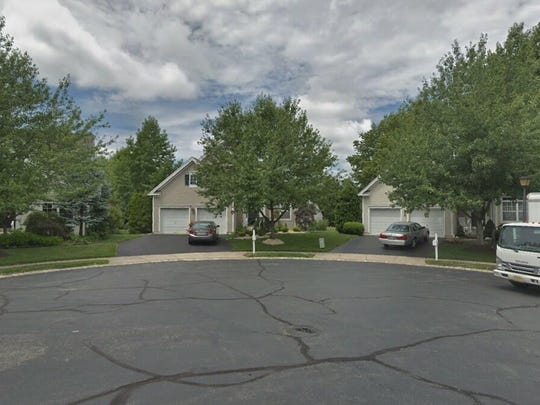 This Google Street View image shows the approximate location of 19 Hyacinth Court in Holmdel. The property at this address changed hands in April 2019, when John and Larraine Fiore  bought the property from David A and Jane A Reskof  for $482,500.