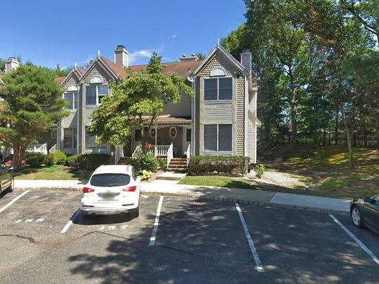 This Google Street View image shows the approximate location of 156 Northampton Drive in Holmdel. The property at this address changed hands in April 2019, when  Linda B Rakus Russo  bought the property from  Allan Cadenilla  and  Meghan Louf   for $344,900.