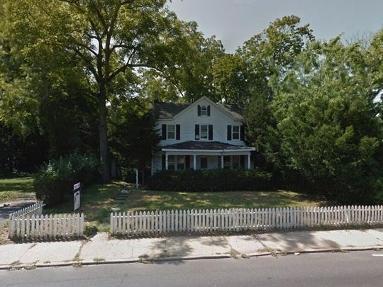 This Google Street View image shows the approximate location of 44 Monmouth Road in Ocean Township. The property at this address changed hands in April 2019, when  Memo Investments, LLC  bought the property from  44 Monmouth Road, LLC  for $457,500.