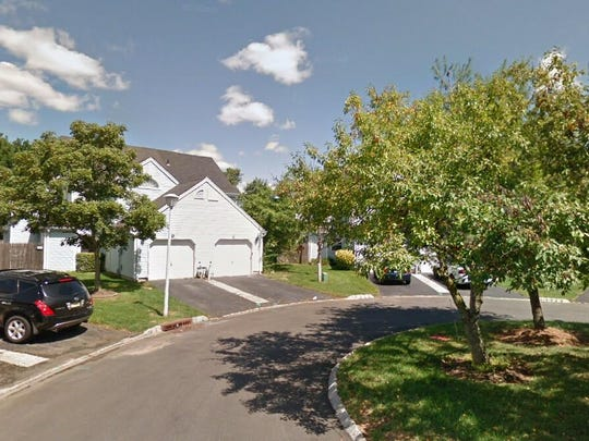 This Google Street View image shows the approximate location of 7 Jennings Court in Freehold Township. The property at this address changed hands in May 2019, when Francis Joseph and Marissa Quigley  bought the property from  Zapco Realty South LLC  for $305,000.