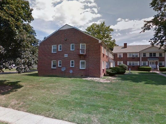 This Google Street View image shows the approximate location of 48-E Stonehurst Blvd{dot} in Freehold Township. The property at this address changed hands in May 2019, when  Monmouth Rental Associates, LLC  bought the property from Domenica and Leonard Giordano  for $108,000.