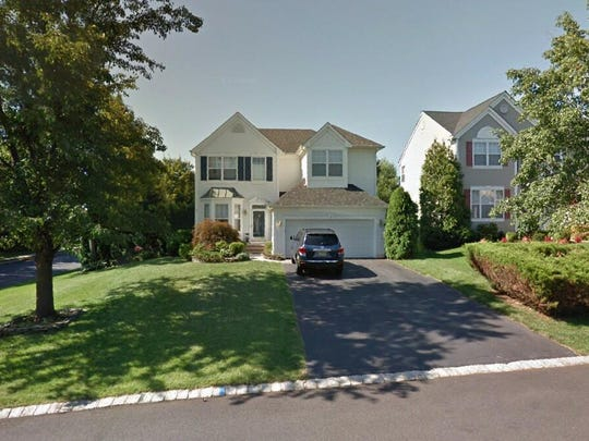 This Google Street View image shows the approximate location of 1 Lafayette Key in Colts Neck. The property at this address changed hands in May 2019, when Michael and Danielle Slipstein  bought the property from Jeffrey C and Victoria M Meeks  for $519,900.