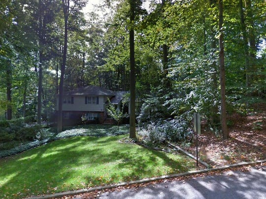 This Google Street View image shows the approximate location of 11 Parkway Place W{dot} in Holmdel. The property at this address changed hands in May 2019, when Michael and Jennifer Mari Santomarco  bought the property from Daniel and Sara Genovese  for $531,000.