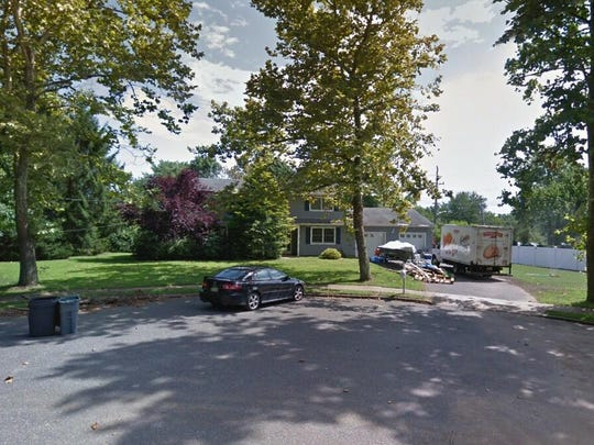 This Google Street View image shows the approximate location of 13 Troon Court in Middletown. The property at this address changed hands in May 2019, when Michael and Melissa Russo  bought the property from Anthony and Dori A Biancaniello  for $555,000.