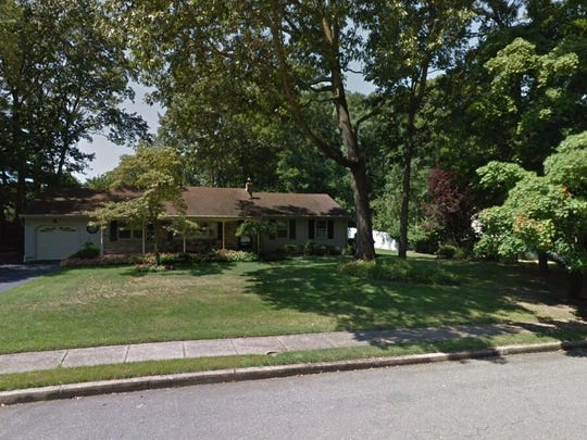 This Google Street View image shows the approximate location of 453 Grant Ave{dot} in Eatontown. The property at this address changed hands in May 2019, when Christopher P and Susan J Pluck  bought the property from Barrie and Joyce Mehler  for $430,000.
