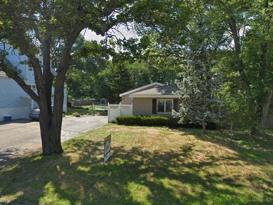This Google Street View image shows the approximate location of 39 Hudson Ave{dot} in Hazlet. The property at this address changed hands in May 2019, when Steven and Stephanie Salgado  bought the property from  39 Hudson Ave LLC  for $375,000.