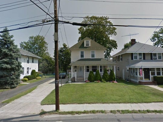 This Google Street View image shows the approximate location of 147 Norwood Ave{dot} in Long Branch. The property at this address changed hands in May 2019, when  Angelo Antonio Tirone  bought the property from  Freddy M Martins  and  Cindy Martinez   for $320,000.