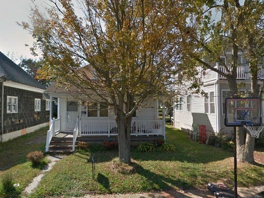This Google Street View image shows the approximate location of 18 Catherine St{dot} in Long Branch. The property at this address changed hands in May 2019, when Patrick and Kelley Stack  bought the property from Kevin Patrick and Ashley Sara Walsh  for $439,000.