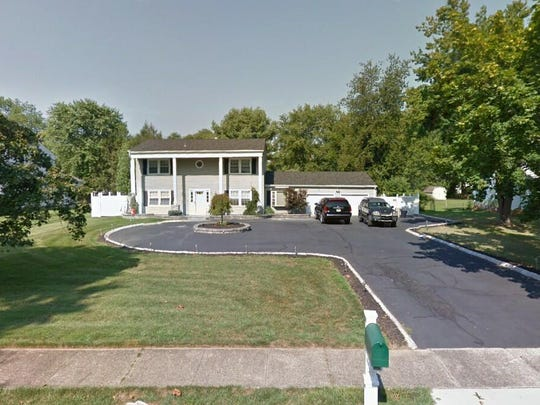This Google Street View image shows the approximate location of 6 Lowell Road in Manalapan. The property at this address changed hands in May 2019, when  Asad A Rizvi  and  Shereen F Naqvi   bought the property from  Alycia Kartasheff-Alexandra  for $480,000.