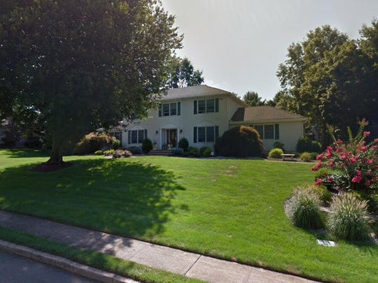 This Google Street View image shows the approximate location of 39 Malus Lane in Middletown. The property at this address changed hands in May 2019, when Kaushal and Liza Mehta  bought the property from Barbara and Richard Emanuele  for $869,900.