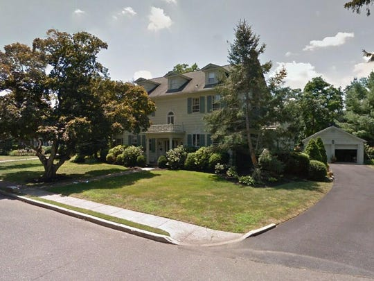 This Google Street View image shows the approximate location of 16 Caro Court in Red Bank. The property at this address changed hands in January 2019, when  Indian Orchard Navesink LLC  bought the property from  Thomas Nuara  and  Eileen Fetten   for $1,114,000.